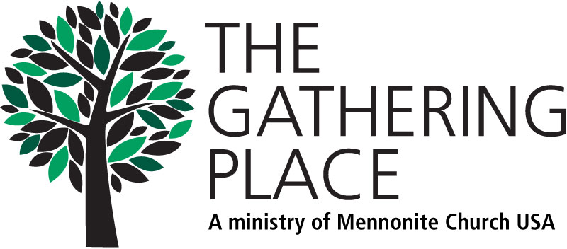 The Gathering Place logo (tree image)