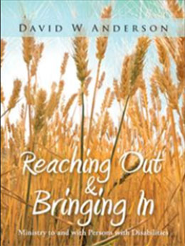 Book cover: Reaching out and bringing in